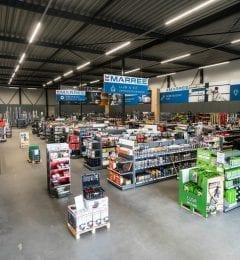 Marree Technische Groothandel Winkel