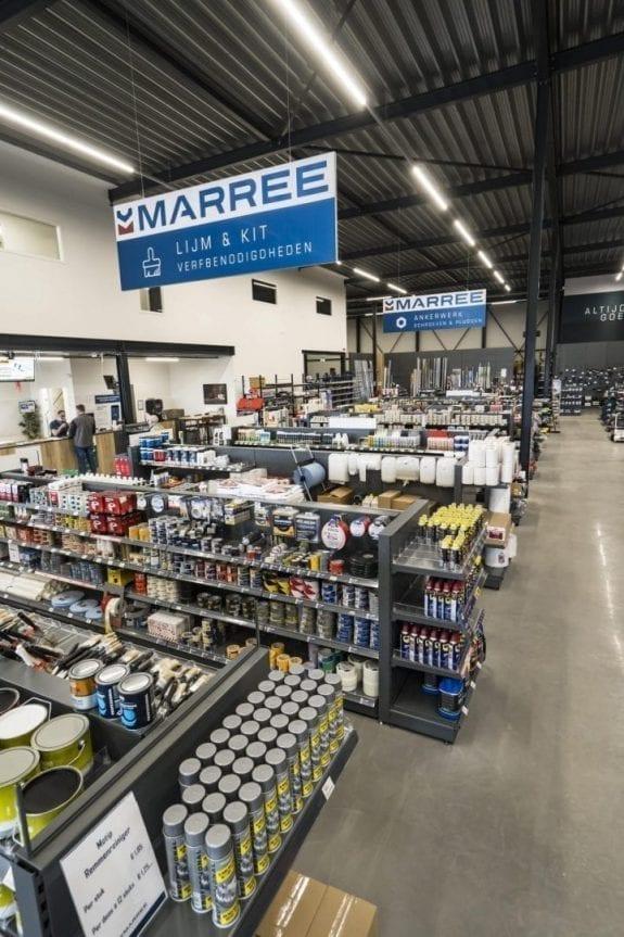 Marree winkel